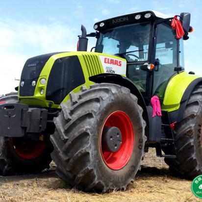 克拉斯2504拖拉机