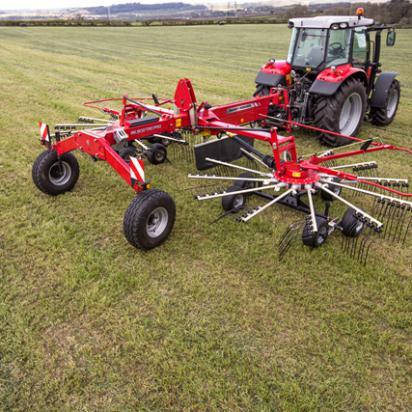 麦赛福格森MF RK802 转子式搂草机